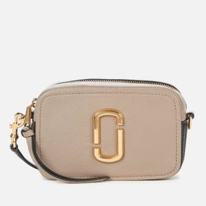 Marc Jacobs Women's The Softshot 17 Bag - Cement Multi