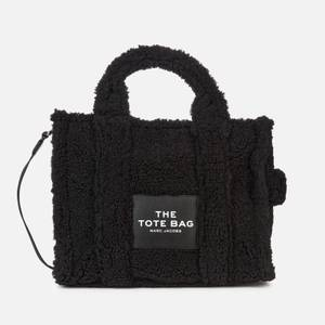 Marc Jacobs Women's The Small Teddy Tote Bag - Black