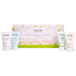 NEOM Moments of Wellbeing in The Palm of Your Hand Christmas Set