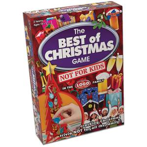 Logo Best of Christmas Board Game - NOT FOR KIDS