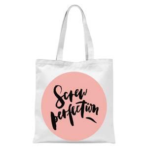 Planeta4 Screw Perfection Tote Bag - White