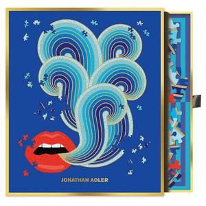 Jonathan Adler: Lips 750 Piece Jigsaw Puzzle
