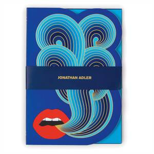 Jonathan Adler Lips Journal - A5