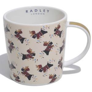 Radley Wrapped Up Radley Mug