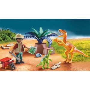 Playmobil Dino Explorer Carry Case (70108)
