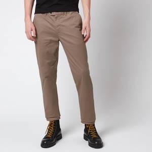 Ted Baker Men's Sincere Slim Fit Chinos - Natural