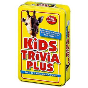 Kids Trivia 3rd Edition Card Game
