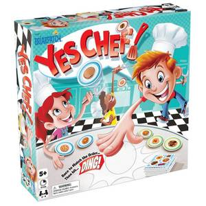 Yes Chef Board Game