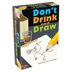 Don't Drink & Draw Game
