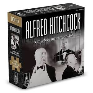 Alfred Hitchcock Mystery Jigsaw Puzzle (1000 Pieces)