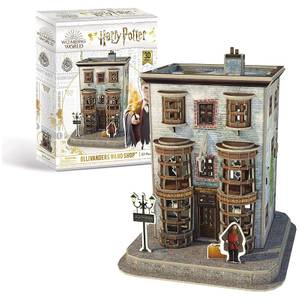 Harry Potter - Diagon Ally Olivianders 3D Jigsaw Puzzle