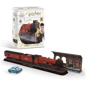 Harry Potter - Hogwarts Express 3D Jigsaw Puzzle