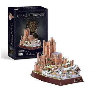 Game of Thrones The Red Keep 3D Jigsaw Puzzle