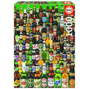 Beers Jigsaw Puzzle (1000 Pieces)