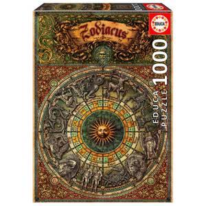 Zodiac Jigsaw Puzzle (1000 Pieces)