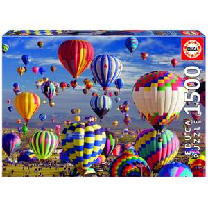 Hot Air Balloons Jigsaw Puzzle (1500 Pieces)