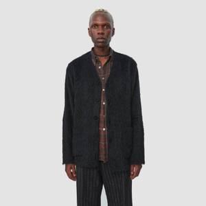 Our Legacy Men's Mohair Cardigan - Black