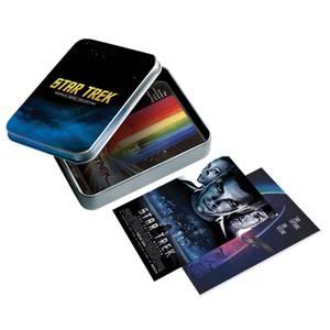Star Trek Movie Print Set In Tin