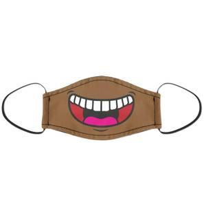Grin Face Mask