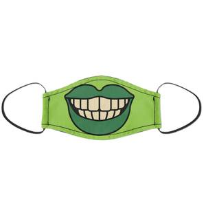 Alien Smile Face Mask
