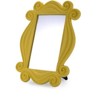 Exclusive Friends Yellow Door Frame Mirror