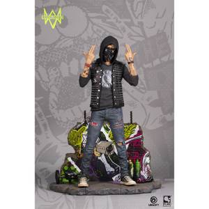PureArts Watch Dogs 2 Hacktivist Wrench 1:4 Scale Statue