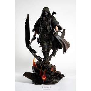 PureArts Tom Clancy's Ghost Recon Breakpoint Cole D. Walker 1:4 Scale Statue