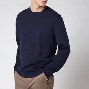 Ted Baker Men's Trial Dotted Jumper - Navy