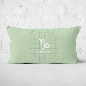 Pastel Capricorn Rectangular Cushion