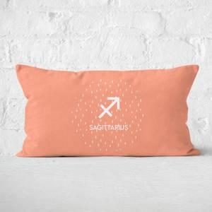 Pastel Sagittarius Rectangular Cushion