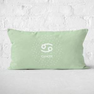 Pastel Cancer Rectangular Cushion