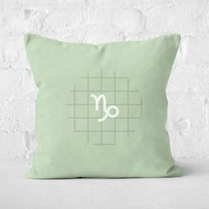 Pastel Capricorn Square Cushion
