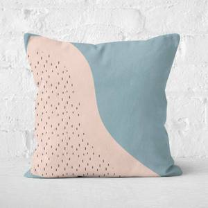 Pretty Dash Square Cushion