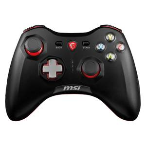 MSI Force GC30 Wireless Pro Gaming Controller PC and Android