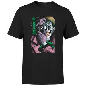 DC Fandome Joker Men's T-Shirt - Black
