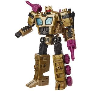 Hasbro Generations Selects War for Cybertron Deluxe Class WFC-GS22 Black Roritchi 5.5 Inch Figure