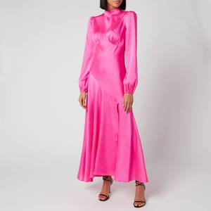 De La Vali Women's Clara Dress - Hot Pink