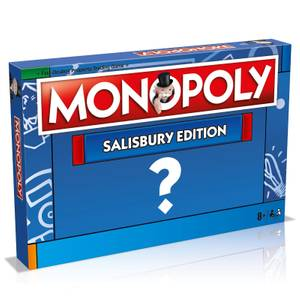 Monopoly Board Game - Salisbury Edition