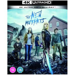 Marvel's New Mutants - 4K Ultra HD (Includes 2D Blu-ray)