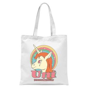 Dungeons & Dragons Classic Tote Tote Bag - White