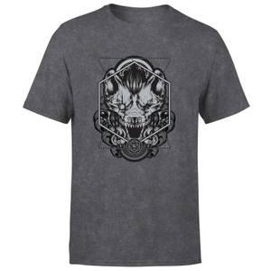 Dungeons & Dragons Gnoll Unisex T-Shirt - Schwarz Acid Wash