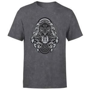 Dungeons & Dragons Yuan Ti Unisex T-Shirt - Schwarz Acid Wash