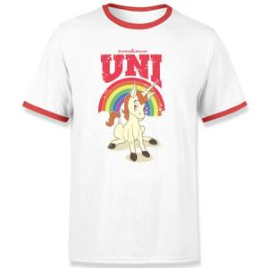 Donjons & Dragons D&D Cartoon Uni unisexe t-shirt - blanc