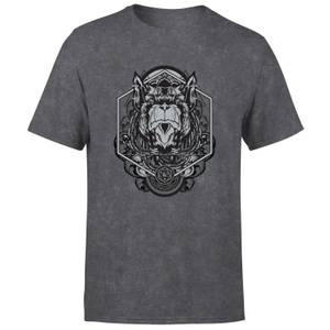 Dungeons & Dragons Bugbear Unisex T-Shirt - Schwarz Acid Wash