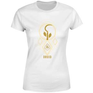 Dungeons & Dragons Druid Women's T-Shirt - White