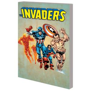 Marvel Comics Invaders Classic Trade paperback Vol 01 Complete Collection