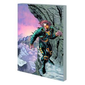 Marvel Comics X-Men Man Who Fell To Earth Trade Paperback
