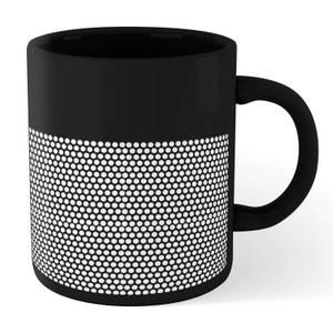 Dots Mug - Black