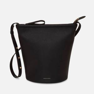 Mansur Gavriel Women's Zip Bucket Bag - Black