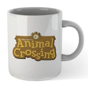 Tazza Nintendo Animal Crossing Logo